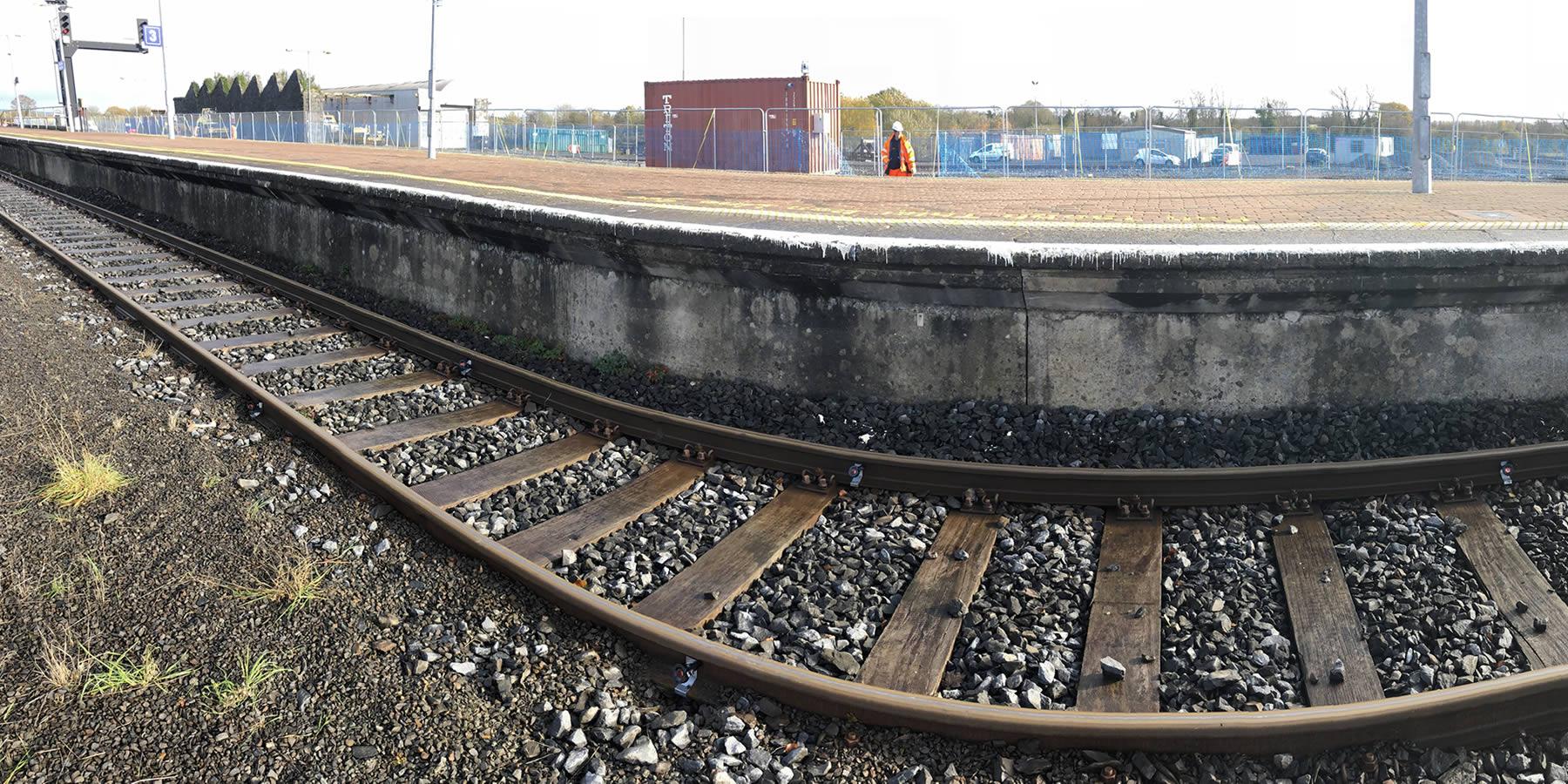 Limerick Junction Train Station Images