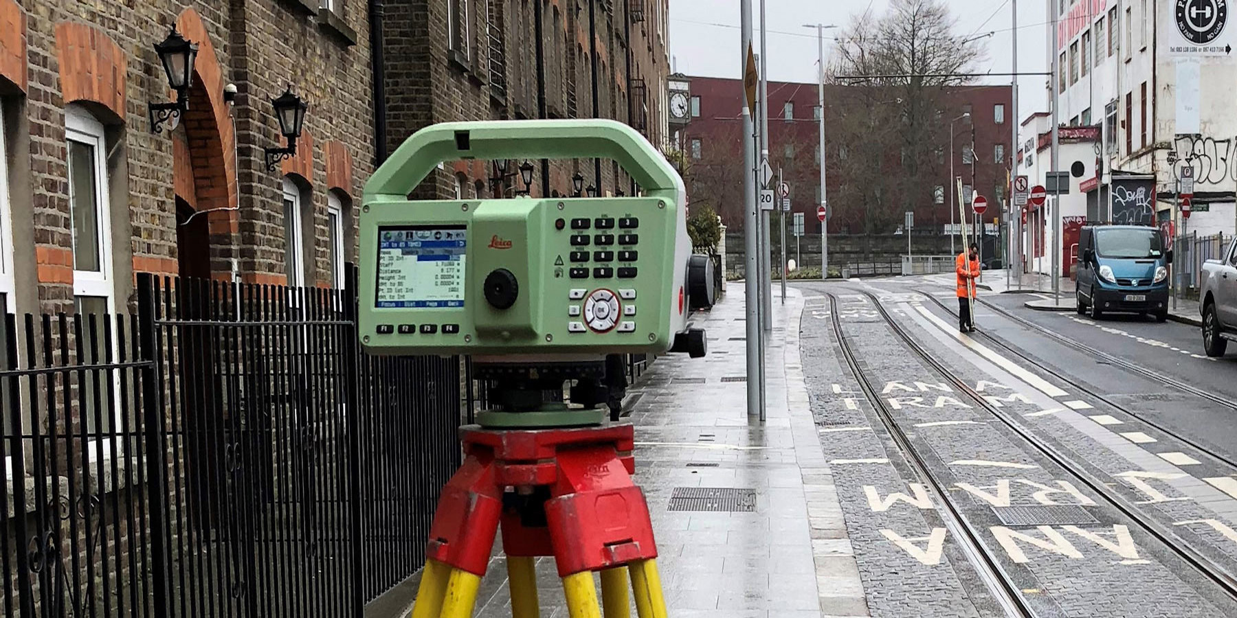Monitoring Dublin commuters' safety Images